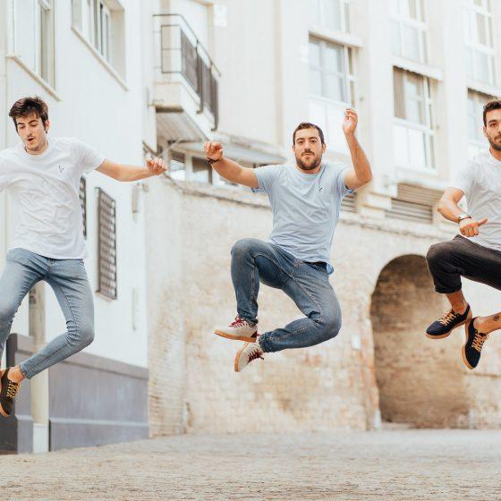 Zapatillas deportivas Notime - Fotógrafo de empresas Sevilla